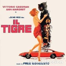CDs de Música: UN TIGRE EN LA RED - IL TIGRE MÚSICA COMPUESTA POR FRED BONGUSTO. Lote 152010762