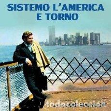 CDs de Música: SISTEMO L'AMERICA E TORNO MÚSICA COMPUESTA POR LUIS BACALOV. Lote 152011370
