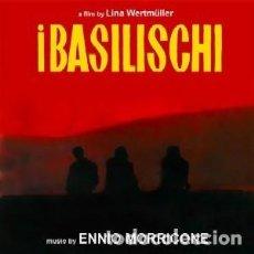 CDs de Música: I BASILISCHI / ANTES DE LA REVOLUCIÓN - PRIMA DELLA RIVOLUZIONE MÚSICA COMPUESTA POR ENNIO MORRICON. Lote 152012130