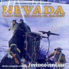 CDs de Música: NEVADA EL MAS FABULOSO GOLPE DEL FAR-WEST MÚSICA COMPUESTA Y DIRIGIDA POR STELVIO CIPRIANI. Lote 152014226