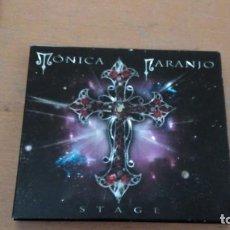 CDs de Música: MONICA NARANJO STAGE CD+DVD FUNDA CARTON. Lote 152035770