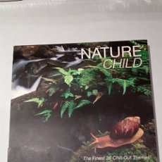 CDs de Música: NATURE CHILD. THE FINEST 26 CHILL OUT THEMES. 2 CD. Lote 152089009