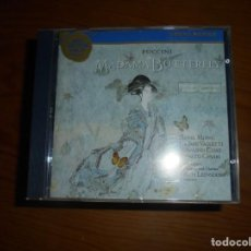 CDs de Música: MADAMA BUTTERFLY. PUCCINI. RCA VICTOR , OPERA SERIES, 1989. CD. . Lote 152140494