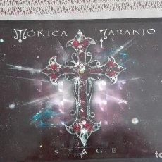 CDs de Música: MONICA NARANJO STAGE CD+DVD Y LIBRO. Lote 210963410