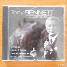 CDs de Música: CD TONY BENNETT - ULTIMATE JAZZ & BLUES (DU). Lote 152151582