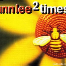 CDs de Musique: ANN LEE - 2 TIMES CD SINGLE 3 TRACKS 1998. Lote 152153590
