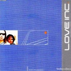 CDs de Música: LOVE INC - HERE COMES THE SUNSHINE CD SINGLE 4 TRACKS 2001. Lote 152155054