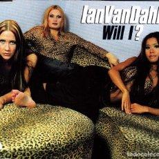 CDs de Música: IAN VAN DAHL - WILL I CD SINGLE 7 TRACKS 2001. Lote 152155106