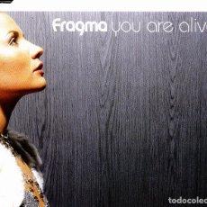 CDs de Música: FRAGMA - YOU ARE ALIVE CD SINGLE 6 TRACKS 2001. Lote 152155946