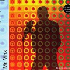 CDs de Música: MR. VINX - LIVING ON MY OWN CD SINGLE 5 TRACKS 2001. Lote 152156166