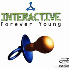 CDs de Música: INTERACTIVE - FOREVER YOUNG CD SINGLE 6 TRACKS 2002. Lote 152156482