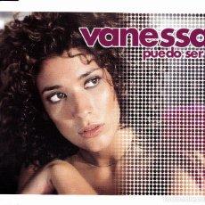 CDs de Música: VANESSA - PUEDO SER CD SINGLE 4 TRACKS 2001. Lote 152156694