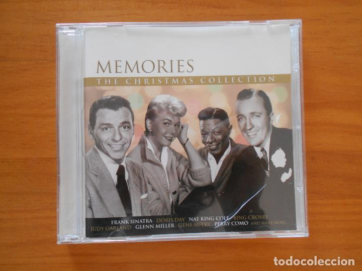 CD MEMORIES - THE CHRISTMAS COLLECTION - FRANK SINATRA, DORIS DAY, NAT KING COLE... (2Y) (Música - CD's Jazz, Blues, Soul y Gospel)