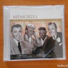 CDs de Música: CD MEMORIES - THE CHRISTMAS COLLECTION - FRANK SINATRA, DORIS DAY, NAT KING COLE... (2Y). Lote 152159406