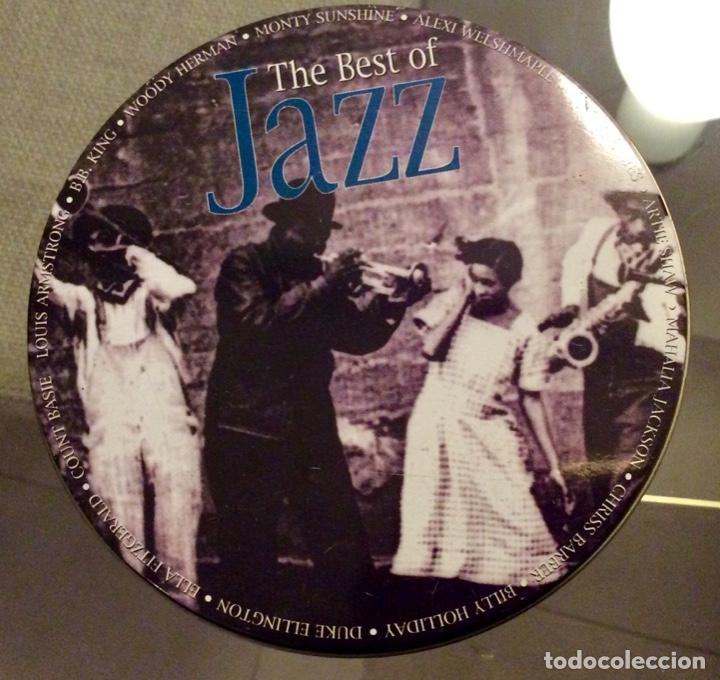 CDs de Música: The Best of Jazz - Foto 1 - 152184074