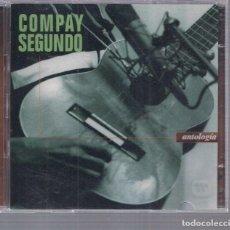 CDs de Música: COMPAY SEGUNDO – ANTOLOGIA. Lote 152195862