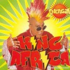 CDs de Música: CD-KING AFRICA/ ENERGIA (NUEVO PRECINTADO). Lote 152212266