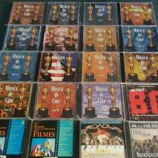 CDs de Música: MÚSICA DE CINE PACK DE 21 CDS. Lote 152228976