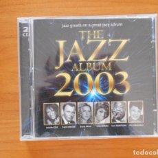 CDs de Música: CD THE JAZZ ALBUM 2003 (2 CD'S) - NATALIE COLE, FRANK SINATRA, DIANA KRALL, NINA SIMONE... (3I). Lote 152248774