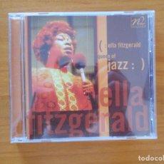 CDs de Música: CD ELLA FITZGERALD - QUEEN OF JAZZ (2U). Lote 152249238
