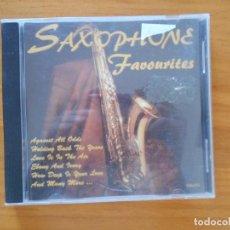 CDs de Música: CD SAXOPHONE FAVOURITES (2U). Lote 152249506