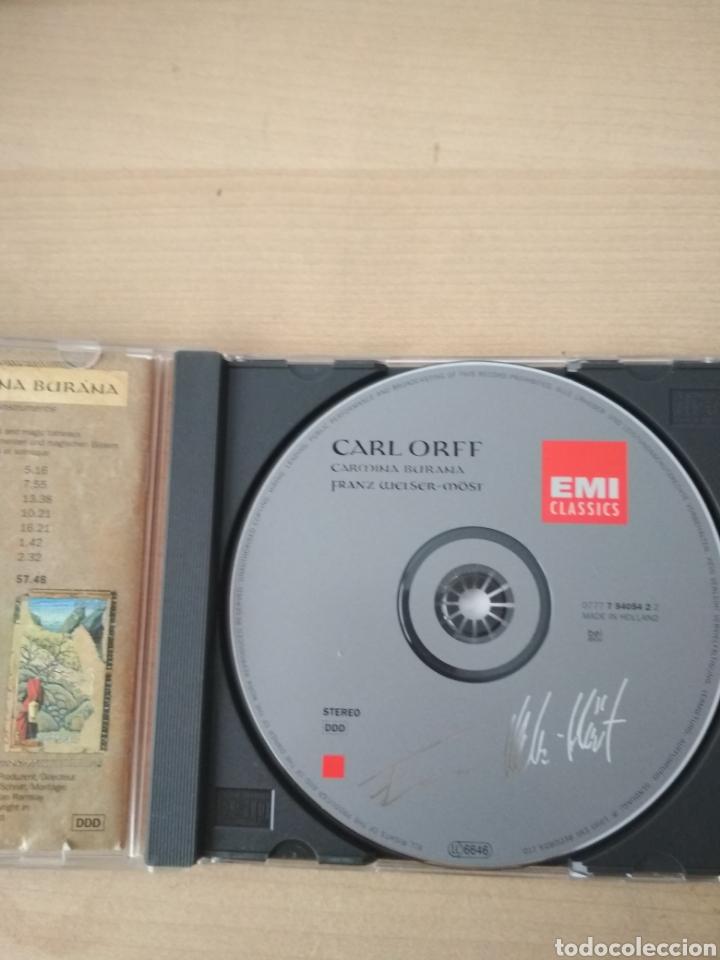 CDs de Música: Carmina Burana - Foto 2 - 200035457