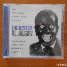 CDs de Música: CD THE BEST OF AL JOLSON (3T). Lote 152252486