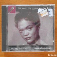 CDs de Música: CD EARTHA KITT - THAT SEDUCTIVE EARTHA (C8). Lote 152254506