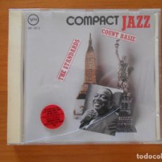 CDs de Música: CD COUNT BASIE / THE STANDARDS - COMPACT JAZZ (C8). Lote 152254698