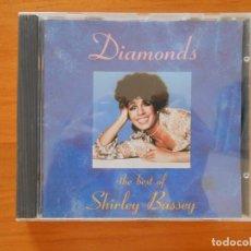 CDs de Música: CD DIAMONDS - THE BEST OF SHIRLEY BASSEY (C8). Lote 152254914