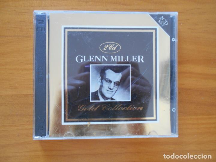 CD THE GLENN MILLER GOLD COLLECTION (2 CD'S) (C8) (Música - CD's Jazz, Blues, Soul y Gospel)