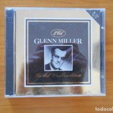 CDs de Música: CD THE GLENN MILLER GOLD COLLECTION (2 CD'S) (C8). Lote 152255102