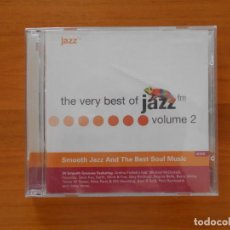 CDs de Música: CD THE VERY BEST OF JAZZ FM VOLUME 2 (2 CD'S) (C8). Lote 152255294