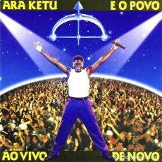 CDs de Música: ARA KETU - ARA KETU E O POVO AO VIVO DE NOVO - CD . Lote 152274878