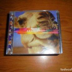 CDs de Música: ARABESQUE. MOMO . VARIOUS GUT RECORDS, 1999 CD (#). Lote 152280510