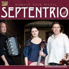 CDs de Música: SEPTENTRIO - NORDIC FOLK MUSIC - CD . Lote 152290318