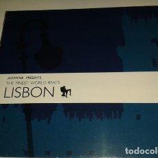 CDs de Música: JAZZMINE PRESENTS THE FINEST WORLD BEATS LISBON - CD DIGIPACK. Lote 152290970