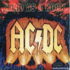 CDs de Música: AC/DC / HARS AS A ROCK / CAUGH WITH YOUR PANTS DOWN (CD SINGLE CARTON 1995). Lote 152316646