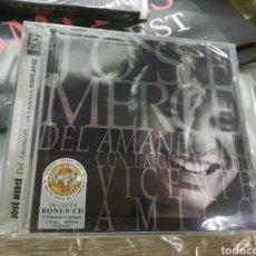 CDs de Música: JOSE MERCÉ DOBLE CD DEL AMANECER CON VICENTE AMIGO 1998 PRECINTADO. Lote 152322754