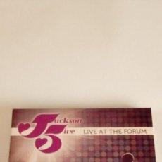 CDs de Música: MICHAEL JACKSON JACKSON 5 LIVE AT THE FORUM 2 CD EDICIÓN LIMITADA YA DESCATALOGADO. Lote 152328238