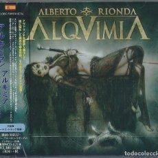 CDs de Música - ALQUIMIA CD Japan Press+ 1 Bonus Track ,Spanish Heavy 2014-AVALANCH-SARATOGA-MAGO DE OZ-SAUROM - 152335562