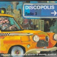 CDs de Música: DISCOPOLIS CD RNE RADIO 3 2002 . Lote 152337166