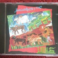 CDs de Música: JUAN LUIS GUERRA Y 4.40 (EL ORIGINAL) CD 1990. Lote 152351474