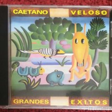 CDs de Música: CAETANO VELOSO (GRANDES EXITOS) CD 1997. Lote 152351598