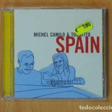 CDs de Música: MICHEL CAMILO & TOMATITO - SPAIN - CD. Lote 152354346