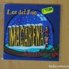 CDs de Música: LOS DEL RIO - MACARENA CHRISTMAS - CD. Lote 152355150