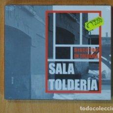 CDs de Música: SALA TOLDERIA - DIRECTOS EN TOLDERIA - CD. Lote 152358074