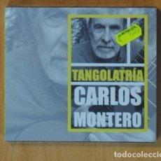 CDs de Música: CARLOS MONTERO - TANGOLATRIA - CD. Lote 152358285