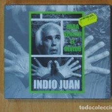 CDs de Música: INDIO JUAN - PARA VENCER EL OLVIDO - CD. Lote 152358356