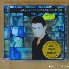 CDs de Música: ALEJANDRO SANZ - MAS / EDICION ESPECIAL - CD. Lote 152360869